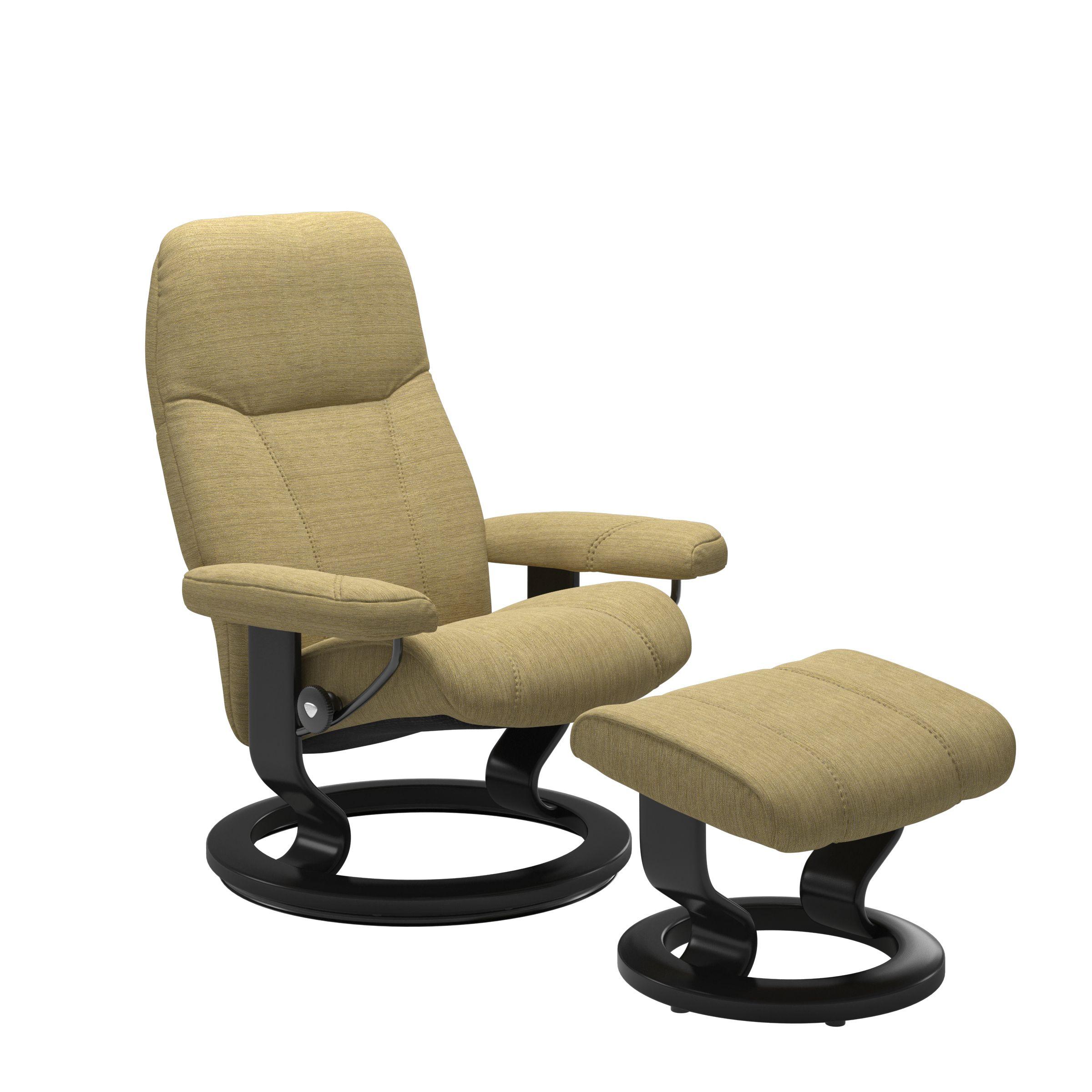 Moderne Retro Lenestol - Stressless Consul | Stressless® BQ-47