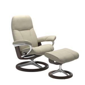 Consul (M) Signature tuoli ja rahi - Tuotteet