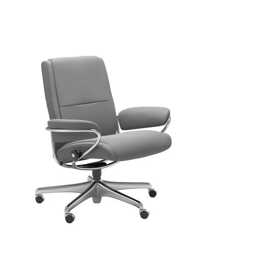 Stressless® Paris Office Lav rygg