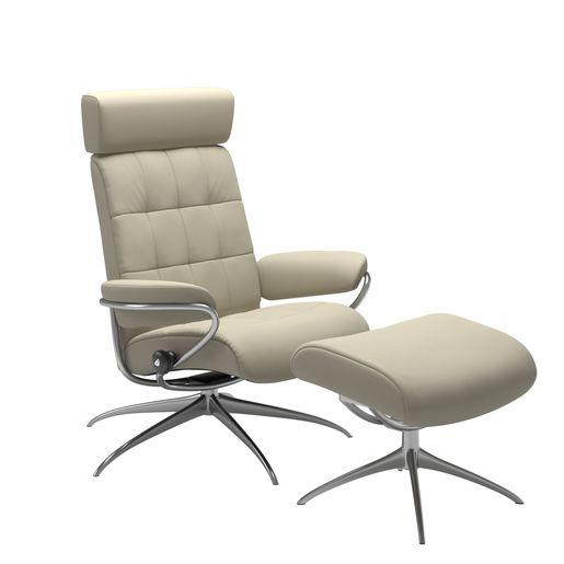 Stressless® London Starbase Adjustable Headrest