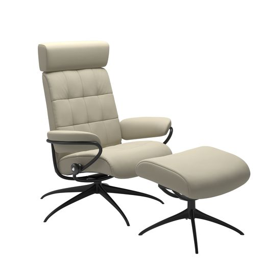 Stressless® London bajo con reposacabezas