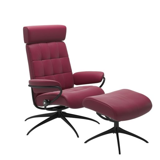 Stressless® London Low back avec tétière