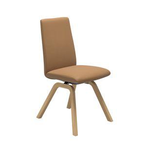 Laurel ruokapöydän tuoli, matala selkänoja, D200-jalka - Tuotteet