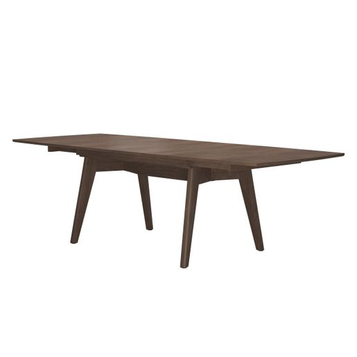 Stressless® Toscana table with integrated leaf
